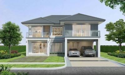 บ้านเดี่ยวสองชั้น 11500000 กรุงเทพมหานคร เขตบางบอน บางบอน