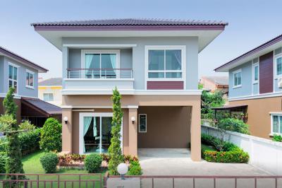 บ้านแฝด 3600000 กรุงเทพมหานคร เขตหนองจอก กระทุ่มราย